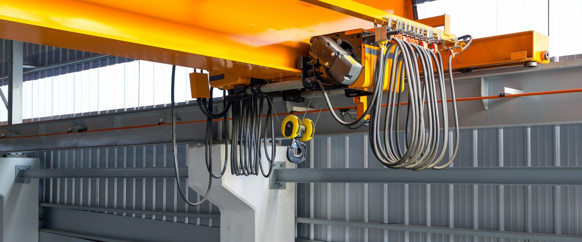 Authorised Crane Supplier in Dubai, UAE   Industrial cranes