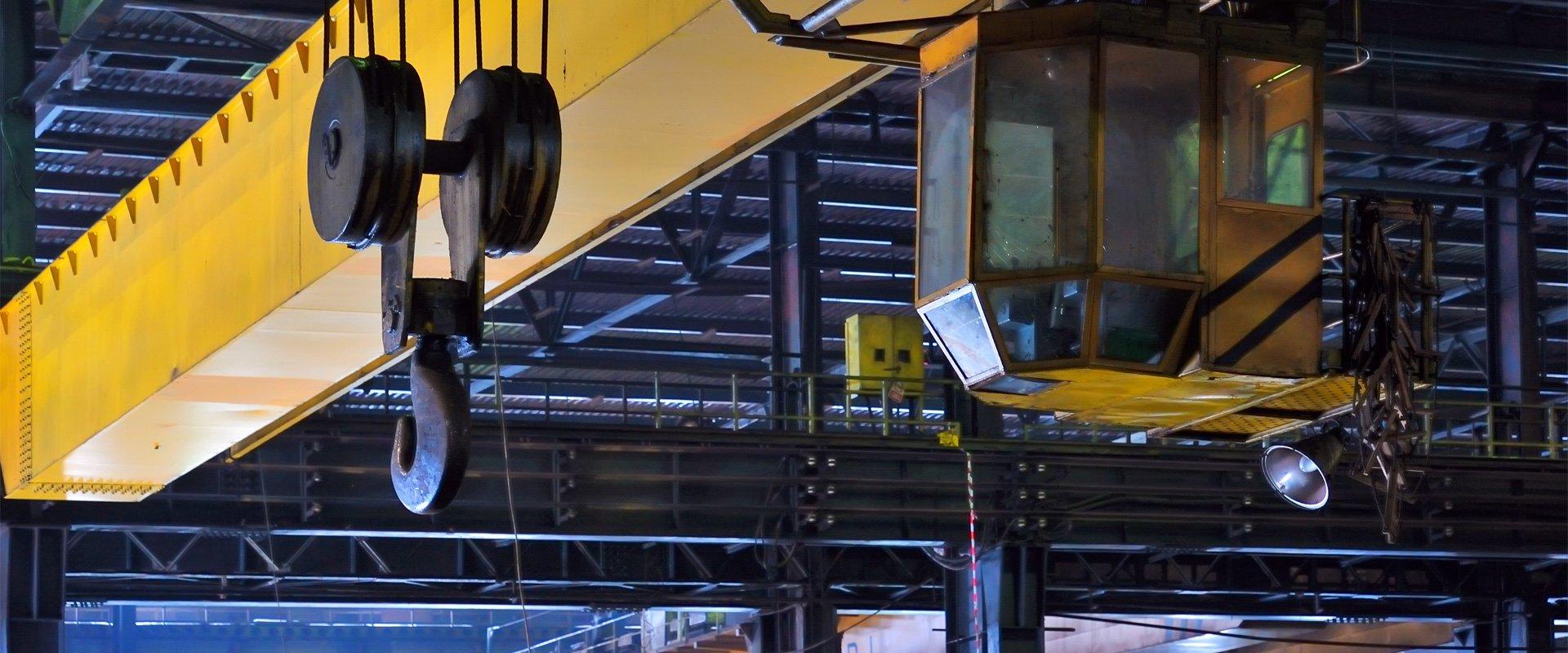 Authorised Crane Supplier In Dubai Uae Industrial